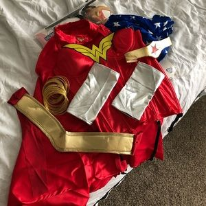Other - SOLD   WonderWoman costume NWOT